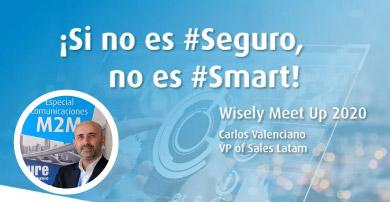 Intervención de Alai Secure en el IoT Chile Meetup organizado por Wisely