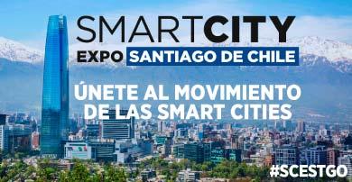 Alai Secure presenta en primicia su nueva oferta LoRaWAN en la 1ª edición de SmartCity Expo Santiago de Chile