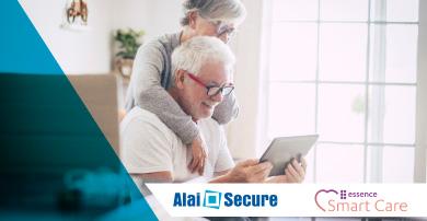 Essence SmartCare apuesta por la Cobertura Global y la seguridad de Alai para sus comunicaciones en Teleasistencia