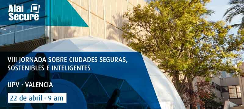 AlaiSecure - Noticia: VIII edición Smart Cities España