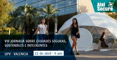 Alai Secure analiza el mercado de las Smart Cities en la VIII edición sobre Ciudades Seguras, Sostenibles e Inteligentes