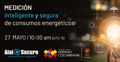 """Alai Secure convoca al sector de la energía en Colombia a su cita virtual sobre """"Medición Inteligente y Segura de Consumos Energéticos"""""""