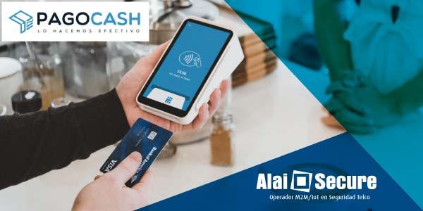AlaiSecure - Noticia: Caso de éxito PagoCash