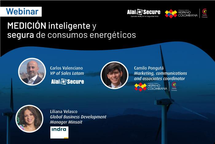 AlaiSecure - Noticias: Webinar SmartMetering