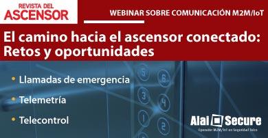 Alai Secure analiza los retos a los que se enfrentan los ascensores conectados en Latam